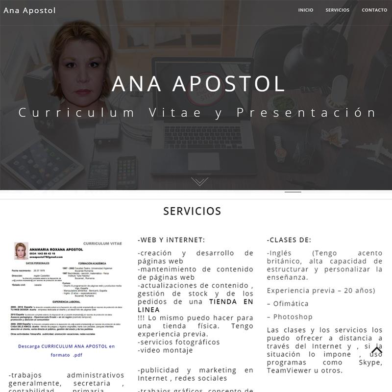 Ana Apostol
